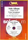 10 Solo Album (Vol. 1-10 + 2 CDs) (Tenor Saxophone)