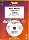 10 Solo Album (Vol. 1-10 + 2 CDs) (Horn in F)