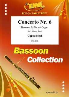 Concerto Nr. 6 in Bb (Fagott)