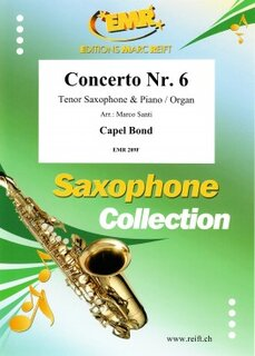 Concerto Nr. 6 in Bb (Tenor Saxophone)