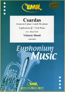 Csardas (version in C minor) (Eufonium)