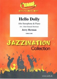 Hello, Dolly! (Alto Saxophone)