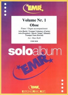 Solo Album Vol. 01  (Oboe)
