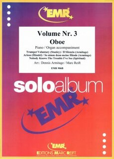 Solo Album Vol. 03  (Oboe)