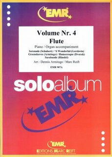 Solo Album Vol. 04  (Flöte)