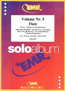 Solo Album Vol. 05  (Flöte)