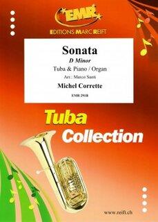 Sonata in D minor (Tuba)