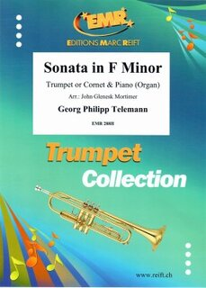 Sonata in F minor (Trompete)