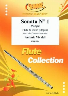 Sonata N° 1 in Bb major (Flöte)