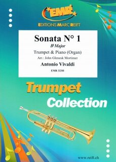 Sonata N° 1 in Bb major (Trompete)