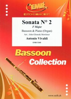 Sonata N° 2 in F major (Fagott)