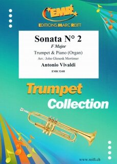 Sonata N° 2 in F major (Trompete)