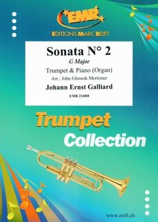 Sonata N° 2 in G major (Trompete)
