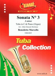 Sonata N° 3 in A minor (Tuba)