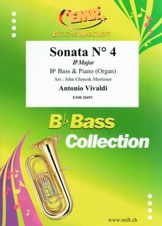 Sonata N° 4 in Bb major (Tuba)