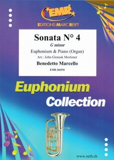 Sonata N° 4 in G minor (Eufonium)