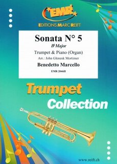 Sonata N° 5 in Bb major (Trompete)