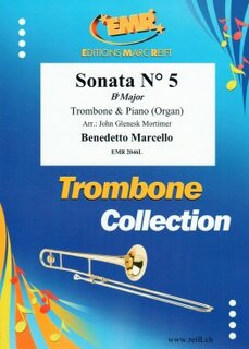 Sonata N° 5 in Bb major (Posaune)