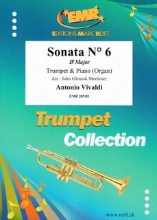 Sonata N° 6 in Bb major (Trompete)