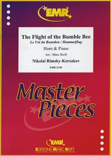 The Flight of the Bumble Bee (Horn in F)
