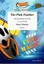 The Pink Panther (Alto Saxophone)