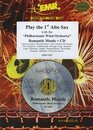 Play the 1st Alto Sax - Romantic  Moods + CD