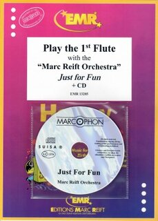 Play The 1st Flute - Classic With Swing + CD
