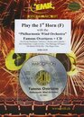 Play the 1st Horn - Famous Overtures + CD