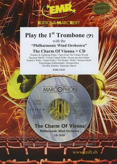 Play the 1st Trombone - The Charm Of Vienna + CD
