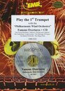 Play the 1st Trumpet - Famous Overtures + CD