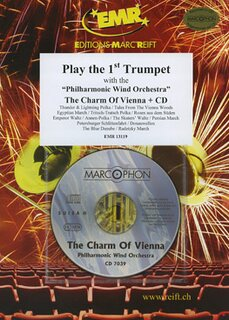 Play the 1st Trumpet - The Charm Of Vienna + CD