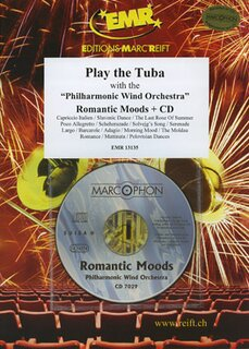 Play The Tuba - Romantic Moods + CD