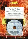 Play The 1st Flute With The Philharmonic Wind Orchestra