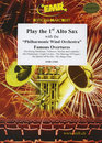 Play The 1st Alto Saxophone With The Philharmonic Wind...