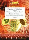 Play The 1st Alto Sax With The Philharmonic Wind Orchestra