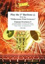 Play The 1st Baritone (Treble Key) With The Philharmonic...
