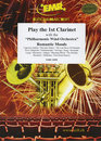 Play The 1st Clarinet With The Philharmonic Wind Orchestra