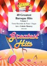 40 Greatest Baroque Hits Volume 1