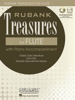 Rubank Treasures for Flute