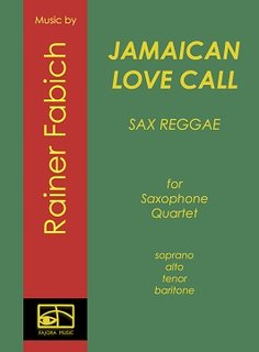Jamaican Love Call - Sax Reggae