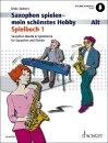 Saxophon spielen - mein schönstes Hobby ...