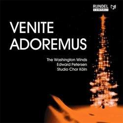 Venite Adoremus - The Washington Winds