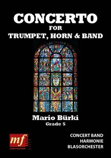 Concerto For Trumpet, Horn And Band