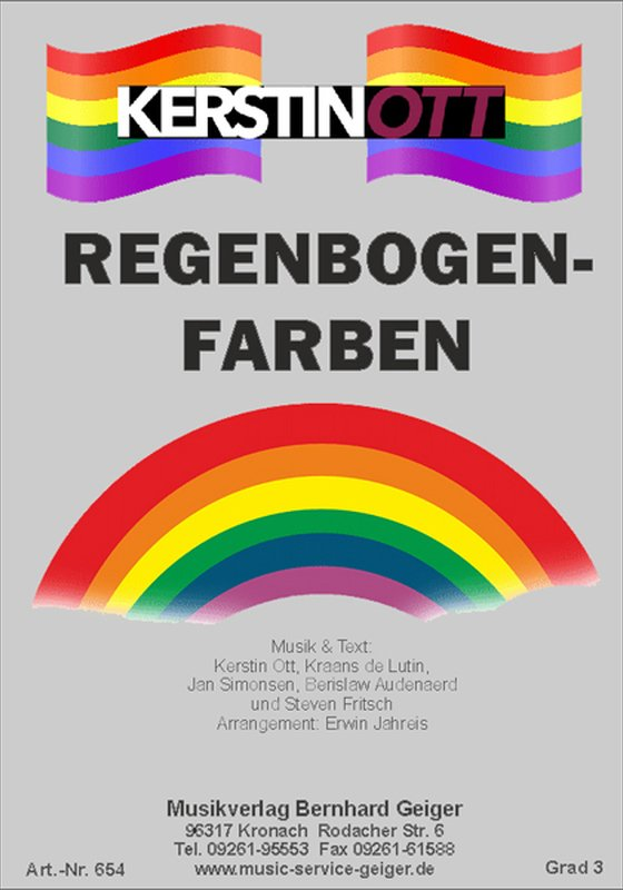 Kerstin ott regenbogenfarben download kostenlos