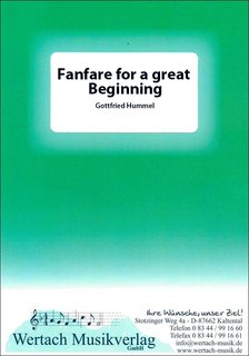 Fanfare for a great Beginning