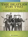The Beatles for Two Alto Saxes
