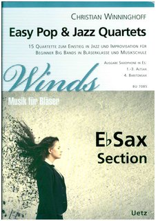Easy Pop & Jazz Quartets