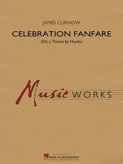 Celebration Fanfare - Partitur